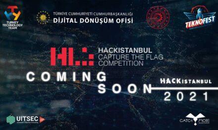 Hack İstanbul 2021 başvuruları açıldı