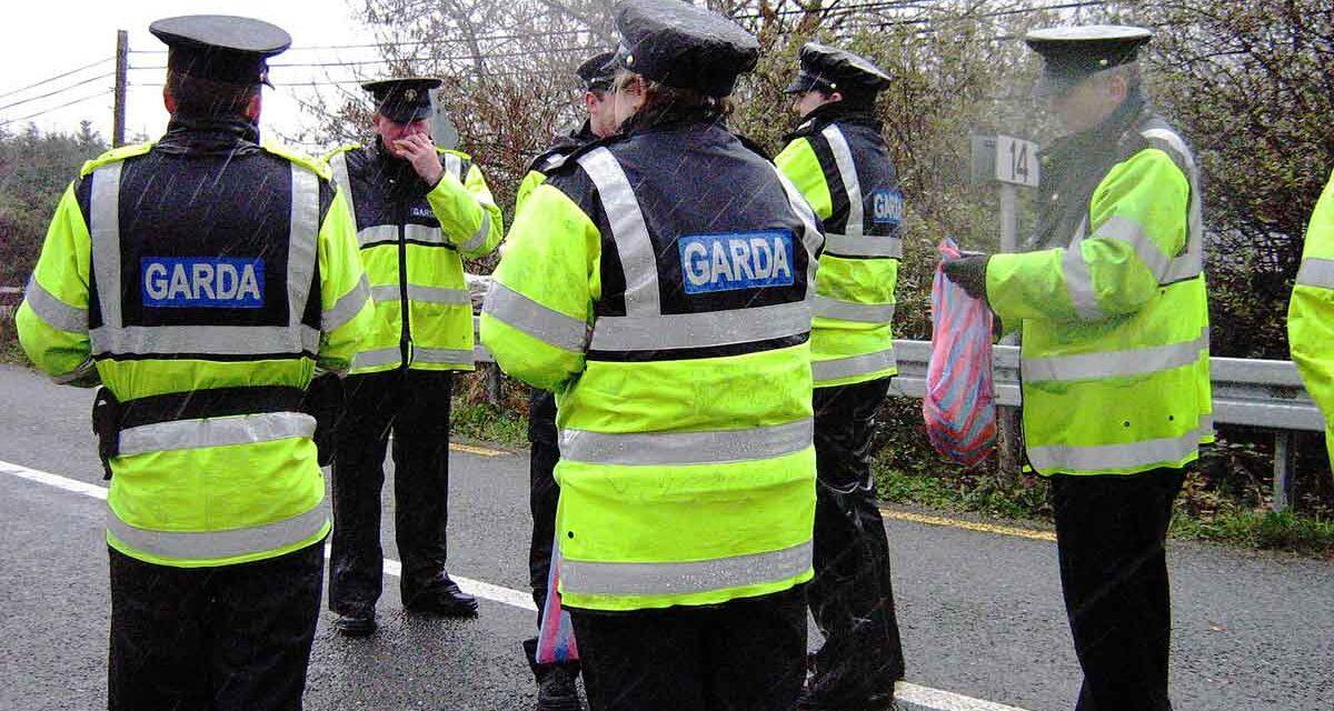 İrlanda polisi vatandaşlardan parolalarını isteyebilecek