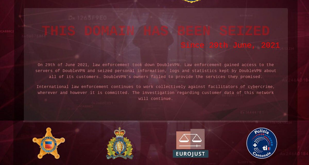 Polis, siber suçluların favori VPN servisine el koydu