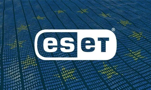 ESET hem kalitesi hem de değerleriyle Avrupalı